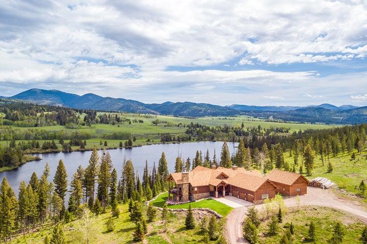 Private Lake Mt, Lincoln, MT 59639