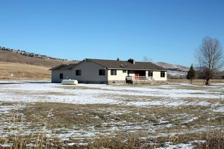 96 Jens Frontage Road, Gold Creek, MT 59733