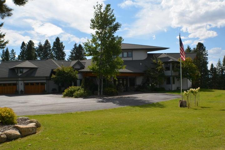 1441 Swan Ridge Road, Columbia Falls, MT 59912
