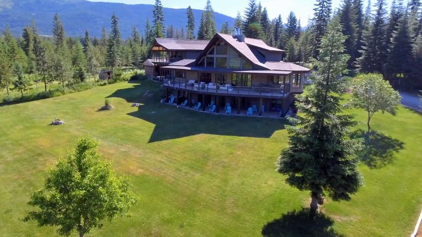 15 Copper Ridge Road, Trout Creek, MT 59874