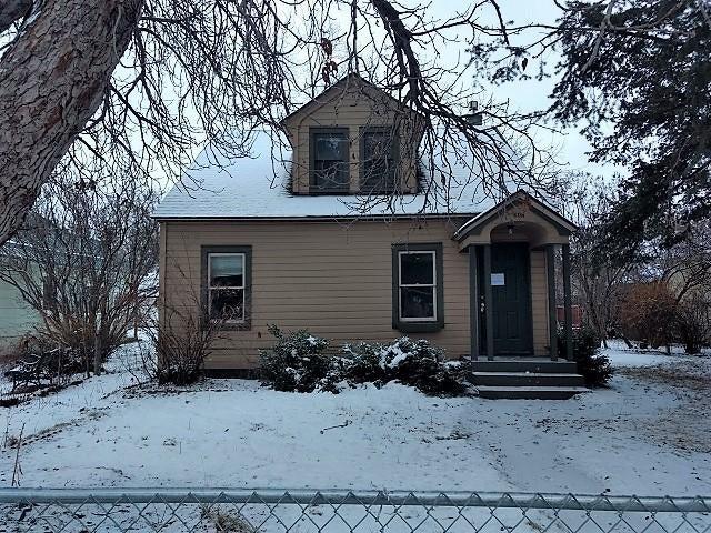 606 N 3rd Street, Hamilton, MT 59840