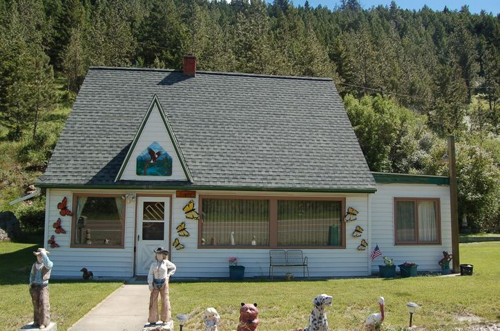 505 Recreation Road, Wolf Creek, MT 59648