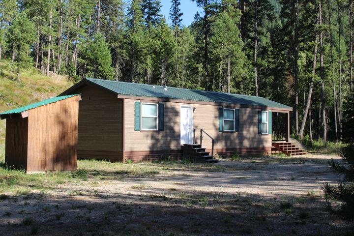 14 Rimfire Lane, Saint Regis, MT 59866