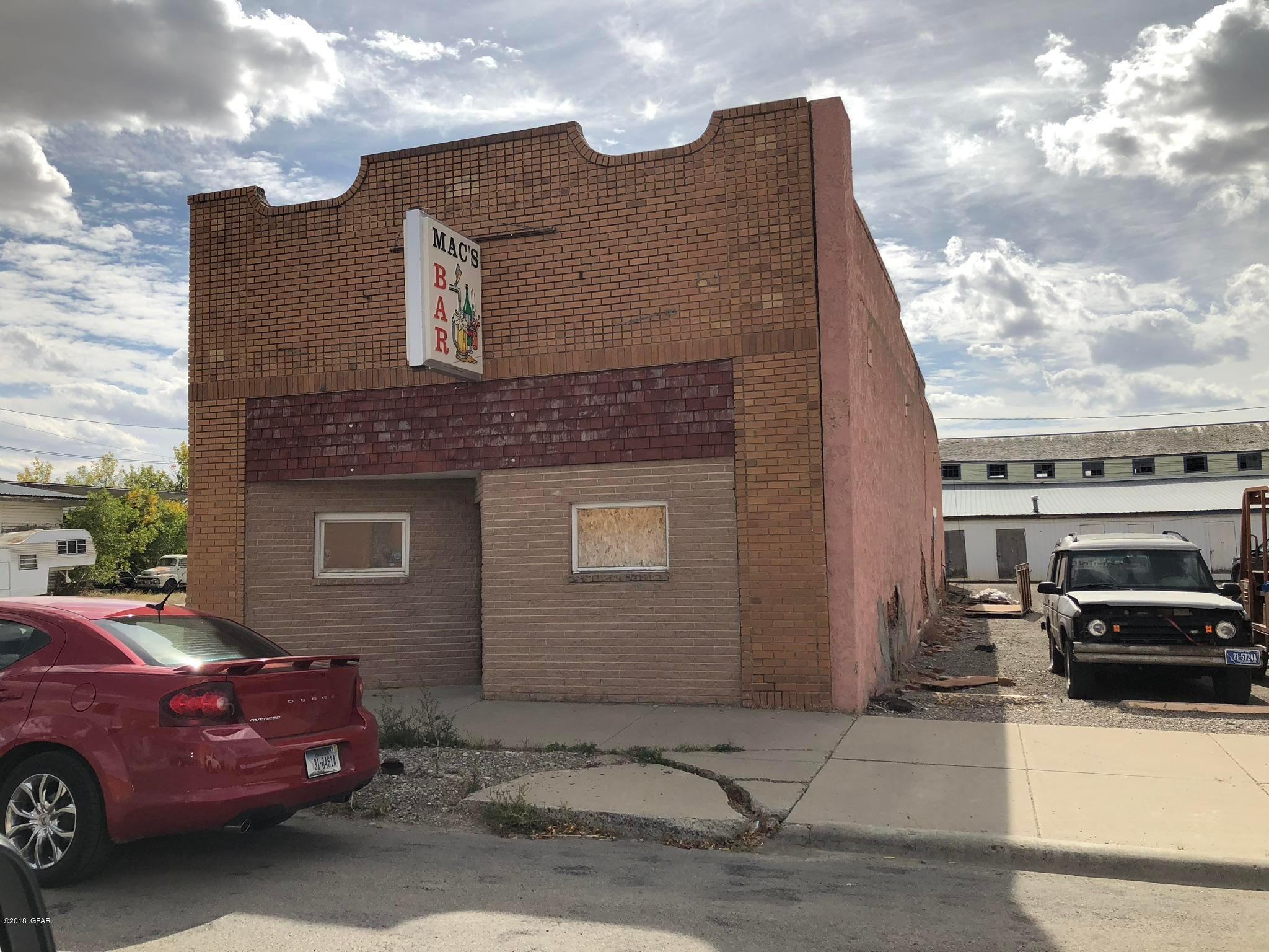 24 4th Avenue S E, Conrad, MT 59425