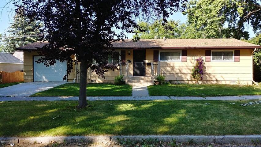 122 3rd Ave Sw, Choteau, MT 59422