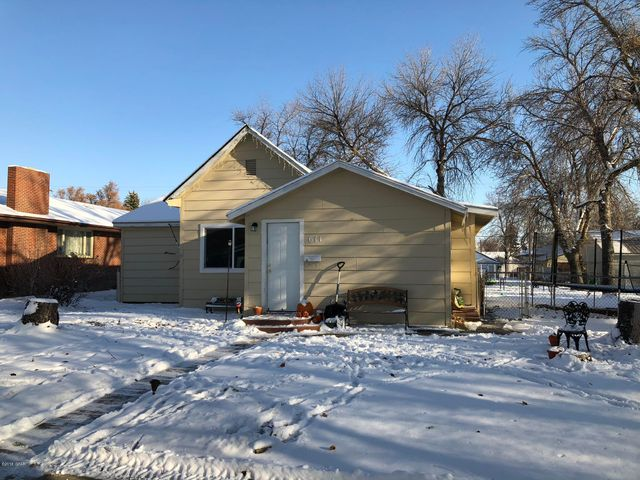 611 S Illinois Street, Conrad, MT 59425
