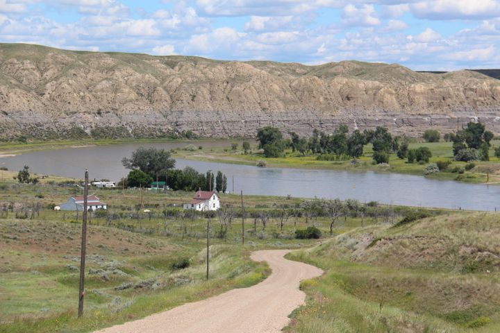 Carter Ferry Road, Fort Benton, MT 59442