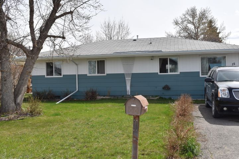 15 N Wisconsin Street, Conrad, MT 59425
