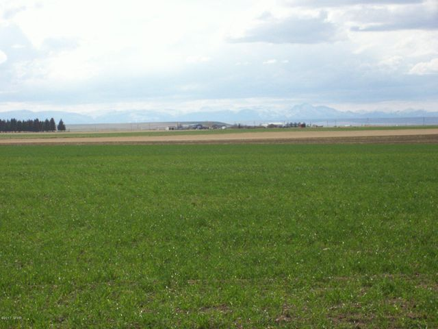Lot 2-D South Bench Estates, Fairfield, MT 59436