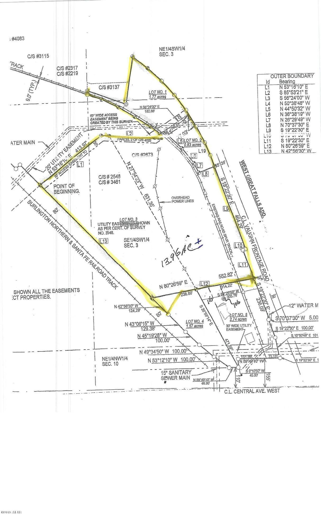 112 Vaughn Road, Great Falls, MT 59404