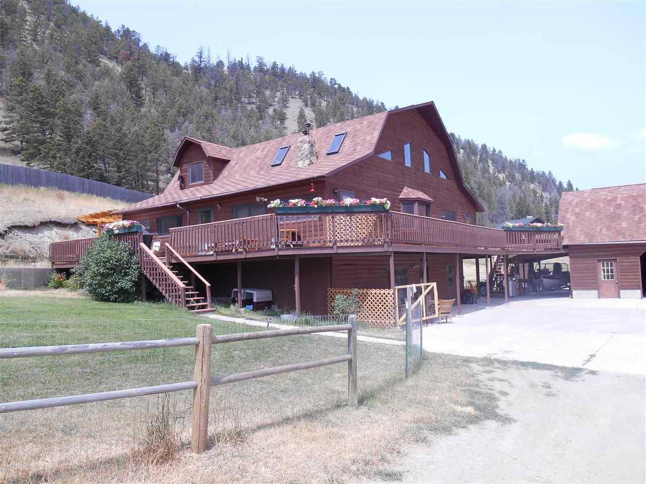 10647 Creektop Drive, Canyon Creek, MT 59633