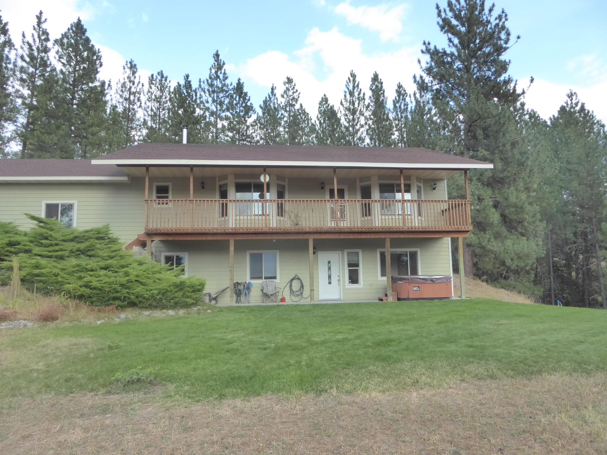 38 Old Hicks Road, Plains, MT 59859