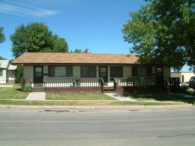 20 5th Avenue S E, Cut Bank, MT 59427