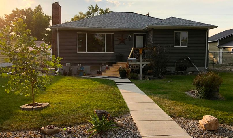 518 S Michigan Street, Conrad, MT 59425