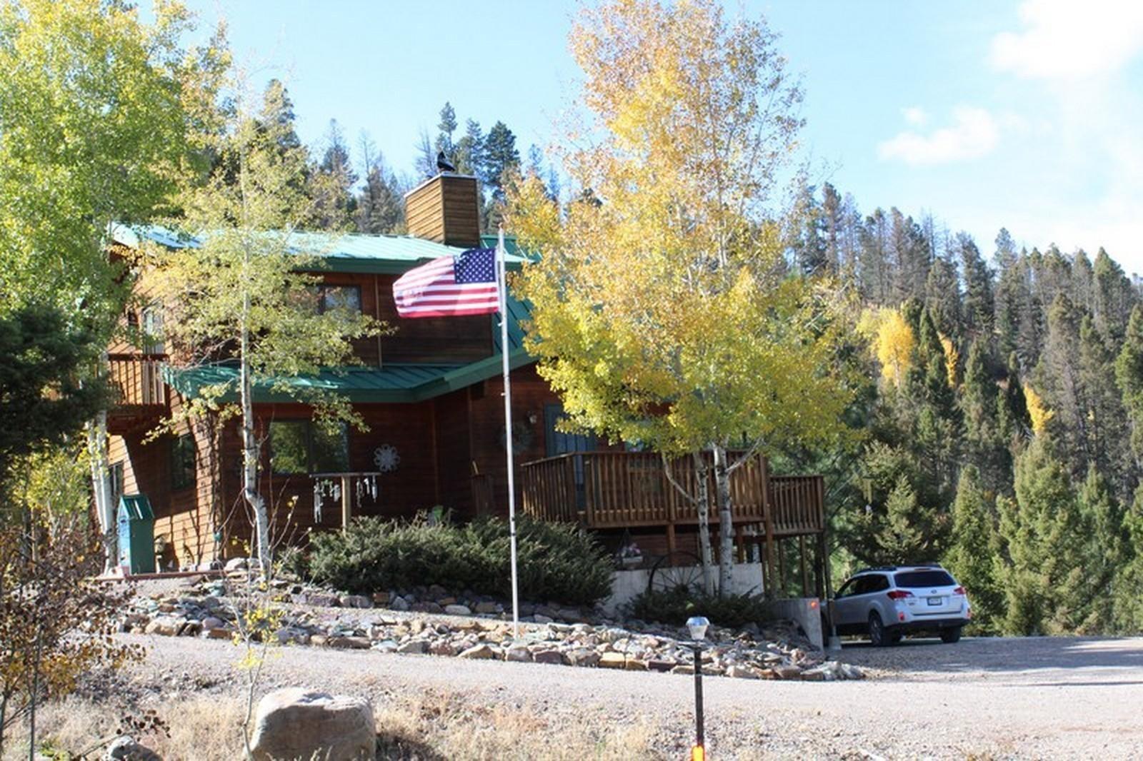 1623 Herrin Lake Road, Lincoln, MT 59639