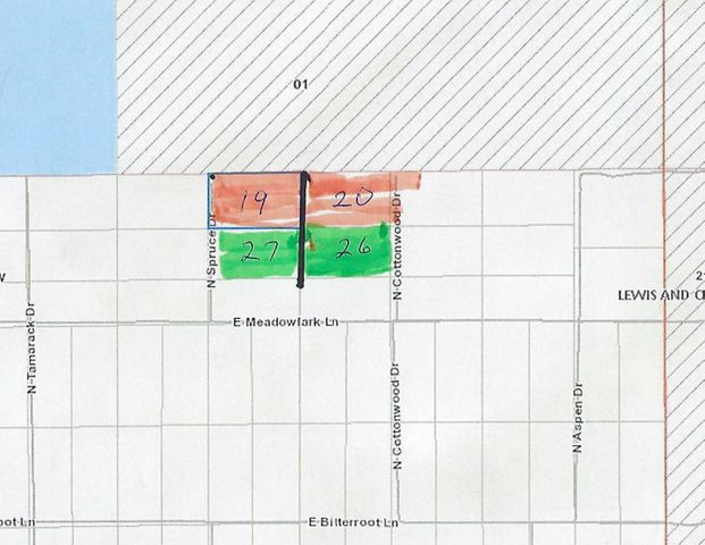 Lot 19 N Spruce Drive Lot 19, Augusta, MT 59410