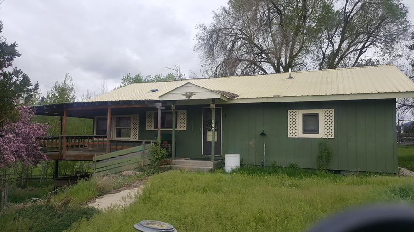 3262 Old Darby Road, Darby, MT 59829