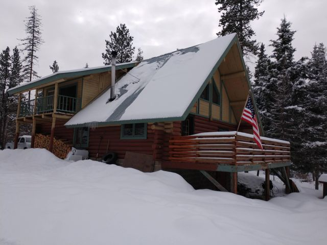 1727 S Canyon Drive, Seeley Lake, MT 59868