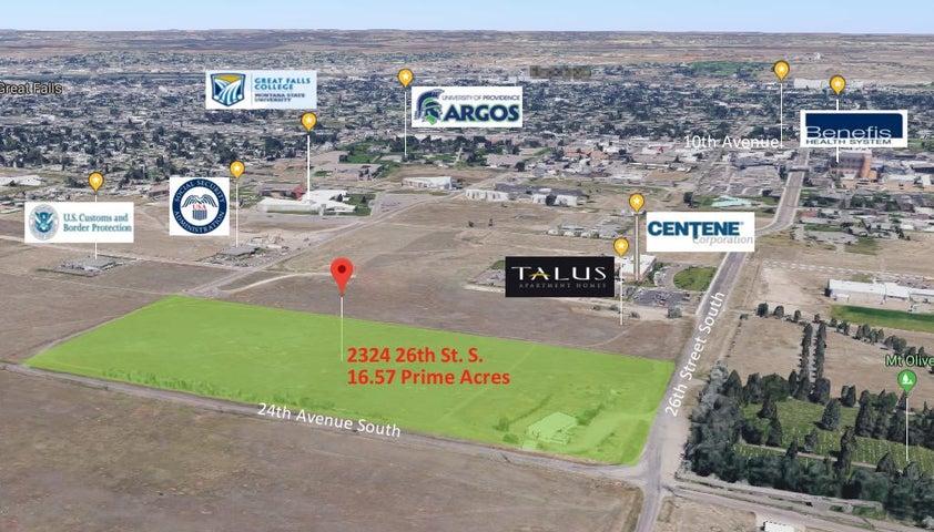 2324 26th Street S, Great Falls, MT 59405