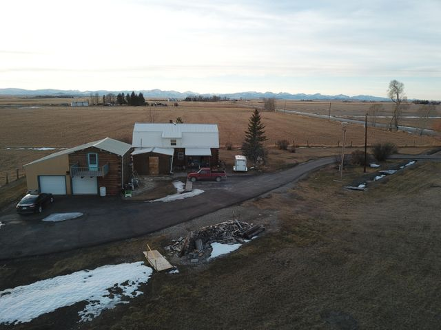 630 18th Road N W, Choteau, MT 59422