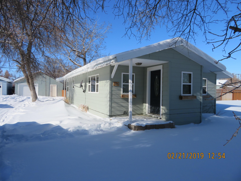 704 Montana Street, Valier, MT 59486