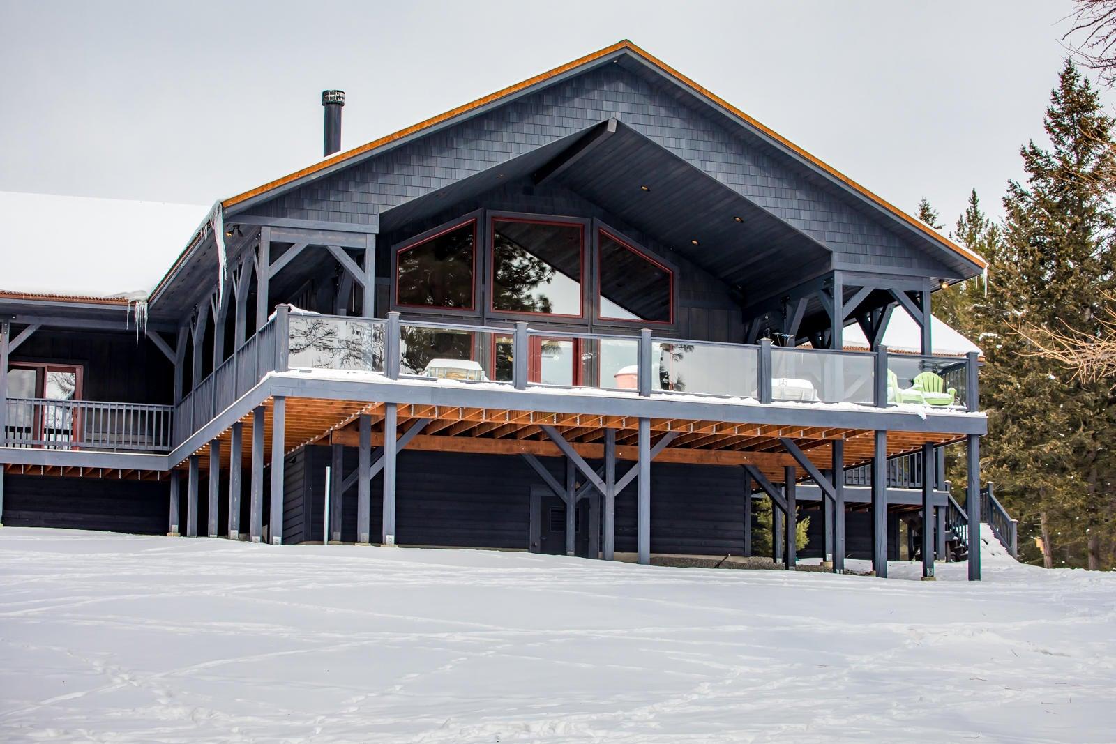 320 Eagle Lake Loop, Fortine, MT 59918
