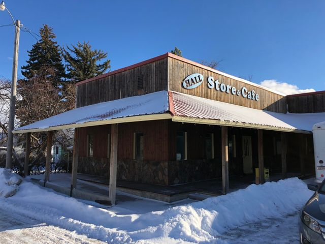 102 E Main Street, Hall, MT 59837