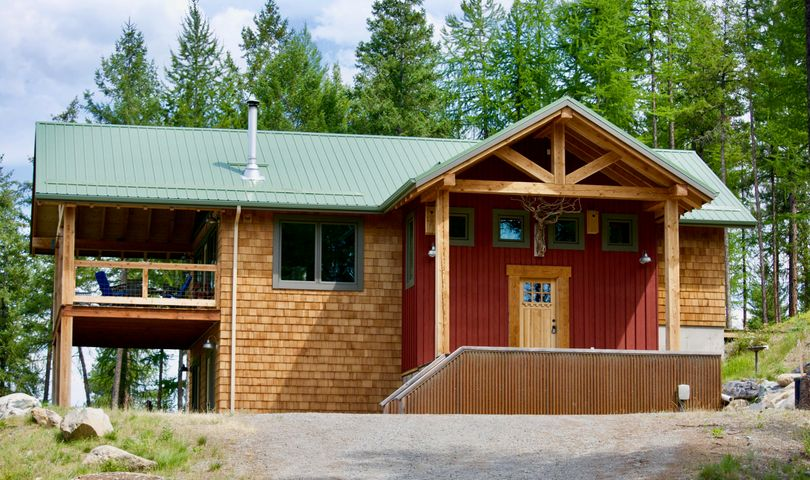 55 Annerly Ferry Road, Rexford, MT 59930