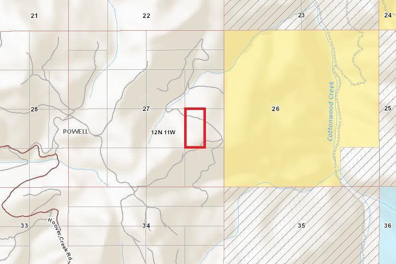 Lot 122 Hidden Canyon Road, Helmville, MT 59843