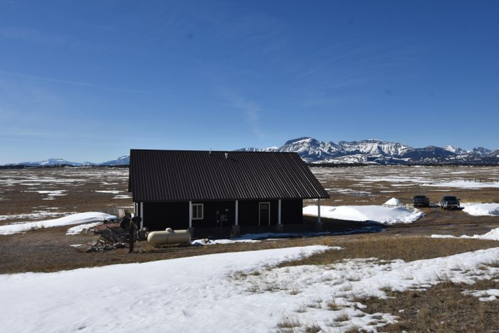 7 Blackleaf Cutacross Rd Road, Choteau, MT 59422