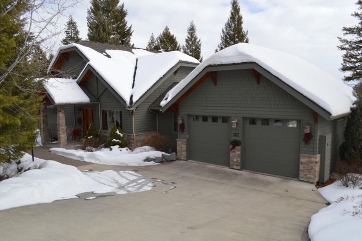 101 Mountainside Drive, Whitefish, MT 59937