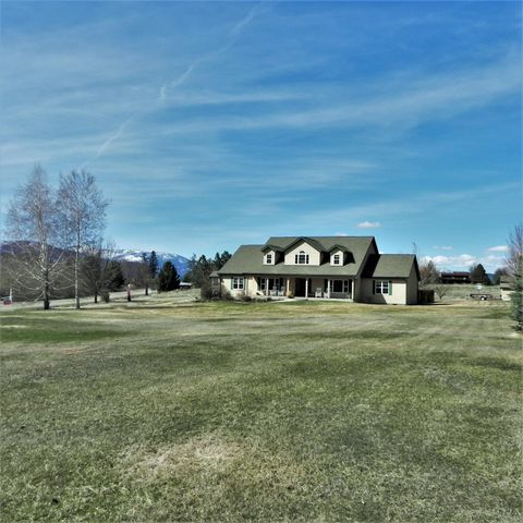 10 Terrace Drive, Plains, MT 59859