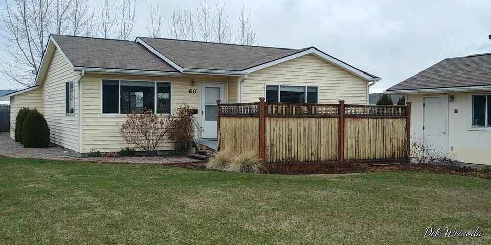 60 12th Place N W, Ronan, MT 59864