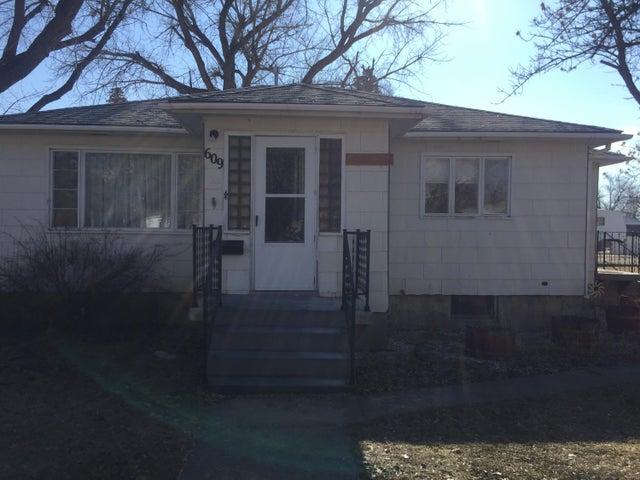 609 S Wisconsin Street, Conrad, MT 59425
