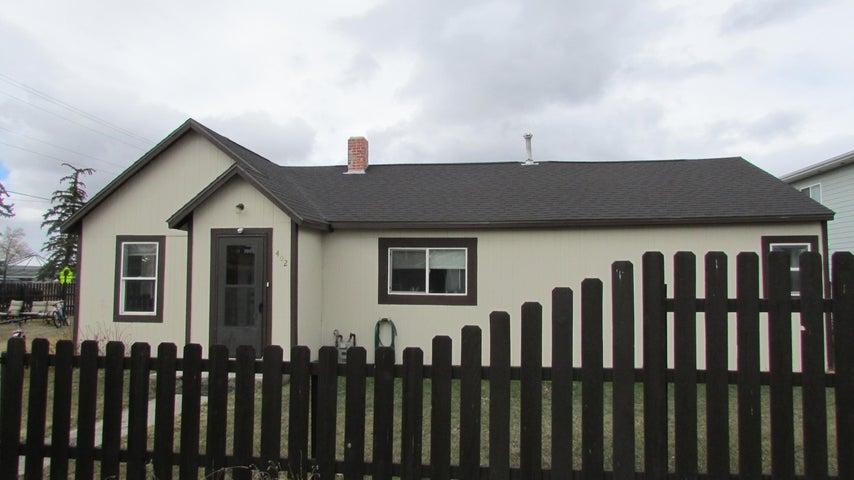 402 E Dudley Street, East Helena, MT 59635