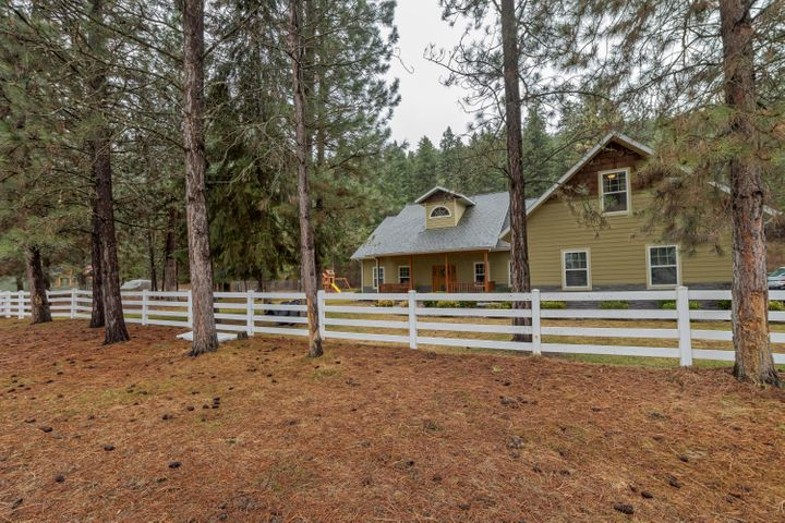 1297 Big Flat Road, Missoula, MT 59804