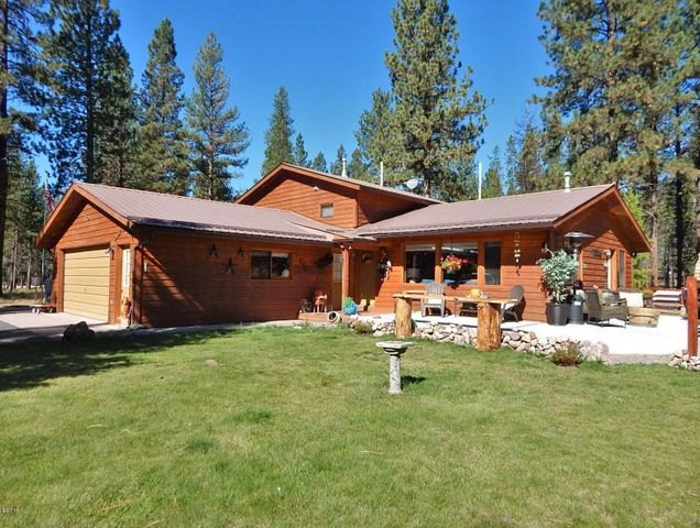 458 Whitetail Drive, Seeley Lake, MT 59868