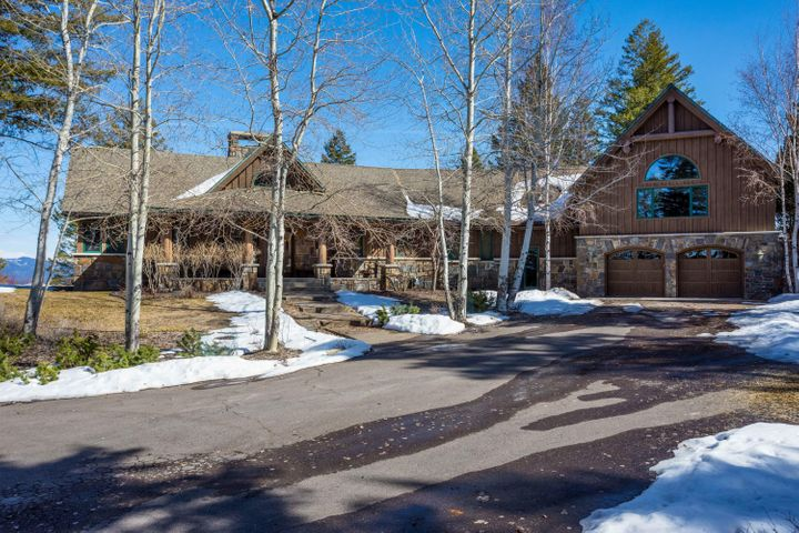 300 Wolf Run Drive, Whitefish, MT 59937