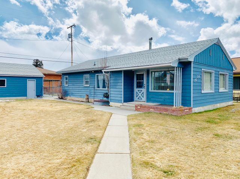 1654 Dewey Boulevard, Butte, MT 59701