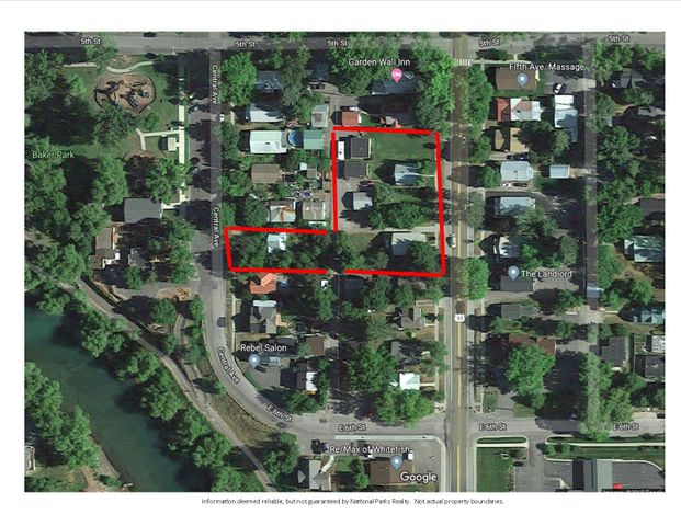 538 Spokane Avenue 541 Central Ave, Whitefish, MT 59937