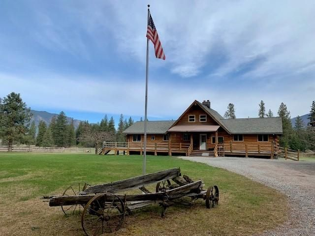 93 Cherry Creek Road, Thompson Falls, MT 59873