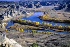 S24/S25 Upper Missouri River, Fort Benton, MT 59442