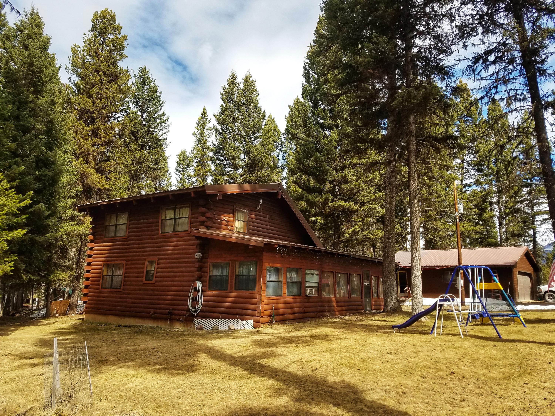 196 Moose Lane, Seeley Lake, MT 59868