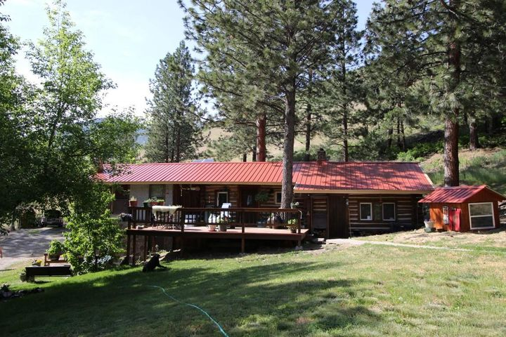 45 Lower Lamaraux Creek Road, Paradise, MT 59856