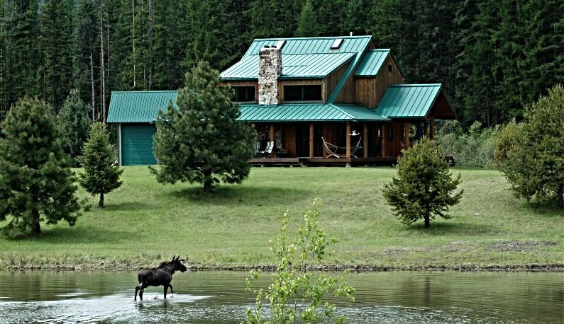 226 Little Beaver Creek Road, Trout Creek, MT 59874