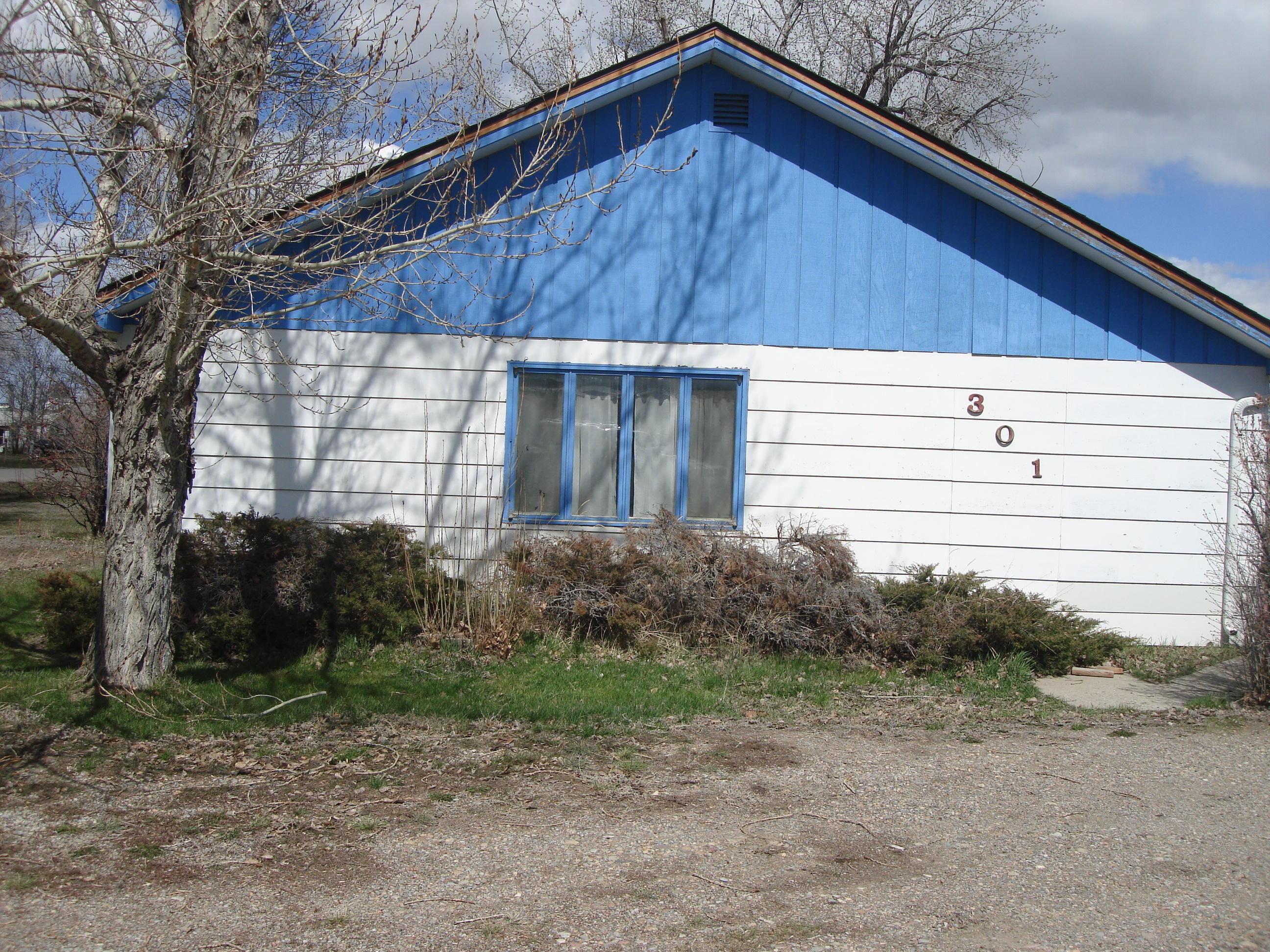 301 1st Avenue S E, Conrad, MT 59425