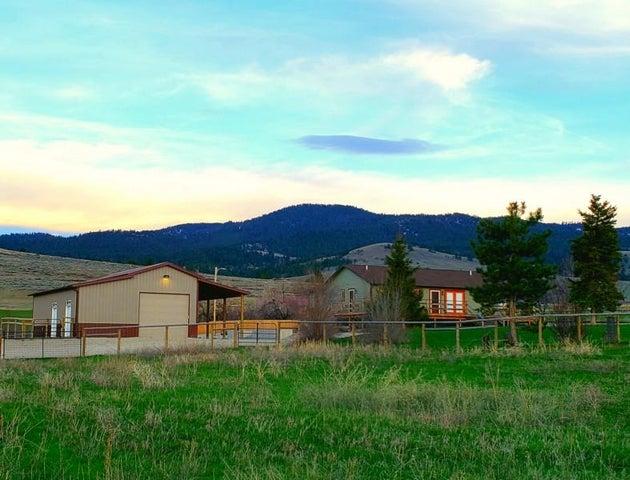 537 Gray Fox Lane, Corvallis, MT 59828