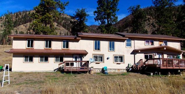 108 Shaw Gulch Road, Superior, MT 59872