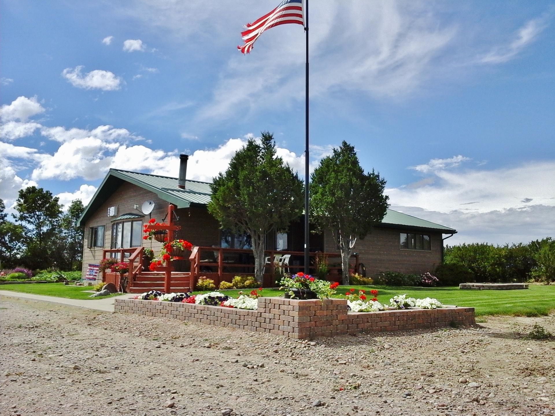 1276 Bootlegger Trail, Ledger, MT 59456