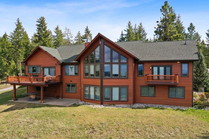 1548 Paradise Ridge Road, Rexford, MT 59930
